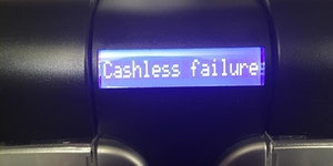 This coffee machine gets me :/