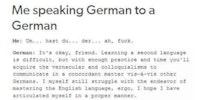 Some Germans can get bent.