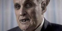Rudy tested positive for Nosferatu, turns out.
