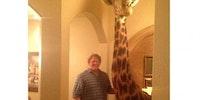Giraffe goals.