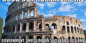 Good Guy Roman Empire.