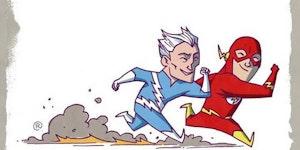 Marvel Vs DC: Very Similar Characters