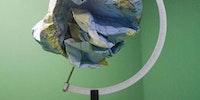 Apple iOS Globe.