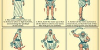 An ancient guide to girding your loins.