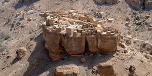 A village in Yemen.
