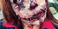 Scarecrow fx makeup.