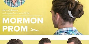 Desperately vintage, and other such hairstyles for men.