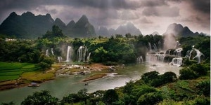 Guangxi, China. Some kind of beautiful.