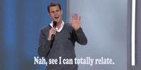 Daniel Tosh on taking tests