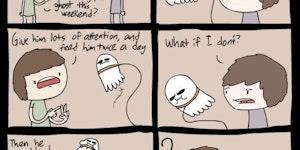 Scumbag ghosts...