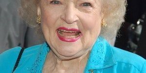 Betty White, known for her roles on The Mary Tyler Moore Show and The Golden Girls, is alive and well. We'll miss you when you're gone.
