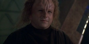 Jason Alexander played an interesting character on Star Trek...
