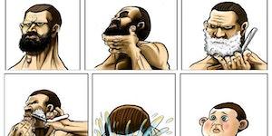 After No Shave November...