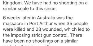 Tumblr solves the gun control debate once and for all.