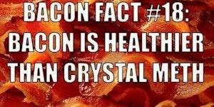 Bacon fact #18