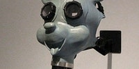 Child's Gas Mask
