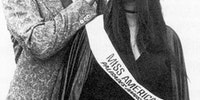 The crowning of Miss American Vampire. I had no idea this was a thing