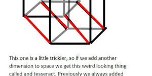 Understanding dimensions.