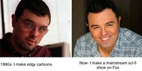 The Seth MacFarlane transformation.