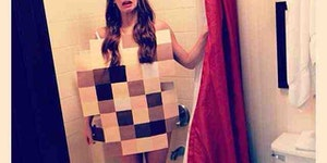 Best costume I've seen yet!!