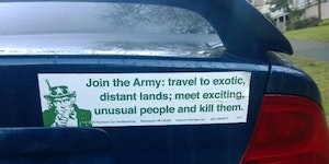 Join the Army.