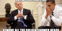 Biden pranks again.
