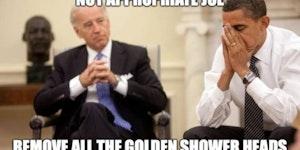 Biden pranks again.