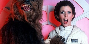 Chewbacca faces sexual misconduct allegations.