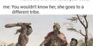 Ancient virgin problems....