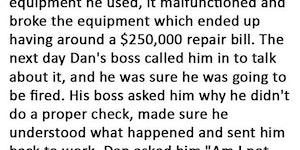 $250,000 mistake.