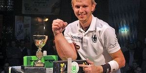 Matthias Schlitte - Arm Wrestler... yeah right...