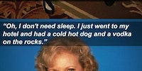 Why Betty White Is Awesome