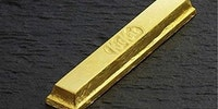 Limited edition edible gold plated KitKat bars sold in Japan