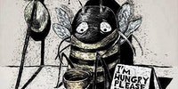 Bees these days...