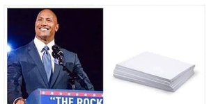 The Rock 2020