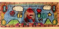 Mario Bros Currency.