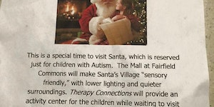 My local mall is doing something awesome for the Holiday season!