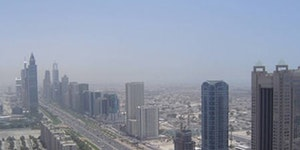 Building Dubai.