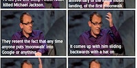 Sean Lock on Michael Jackson's death
