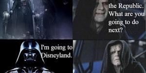 Vader's Plan.