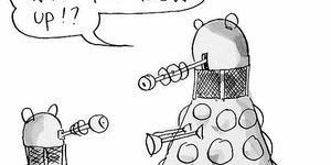 Growing up Dalek.