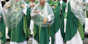 The church just doesn't get condoms