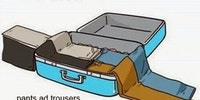 Learn How To Pack Luggage Properly