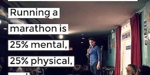 What it takes to run a marathon