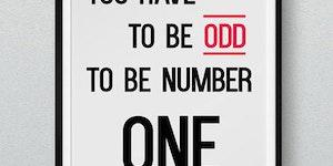 Be Odd