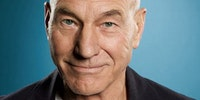 Time lapse of Patrick Stewart aging