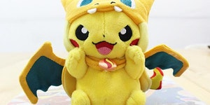 Pikazard? Charichu? Best plush ever anyway.