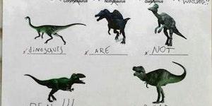 Identify the dinosaurs!