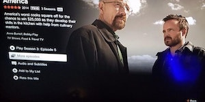 Netflix glitches are the best