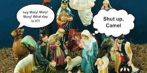 Christmas is on Wednesday.